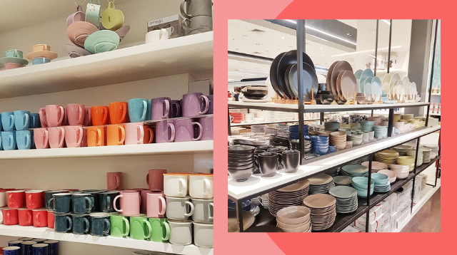 Add A Pop Of Color In The Kitchen! Pretty Pastel Bowls And Plates You Can Get For P100