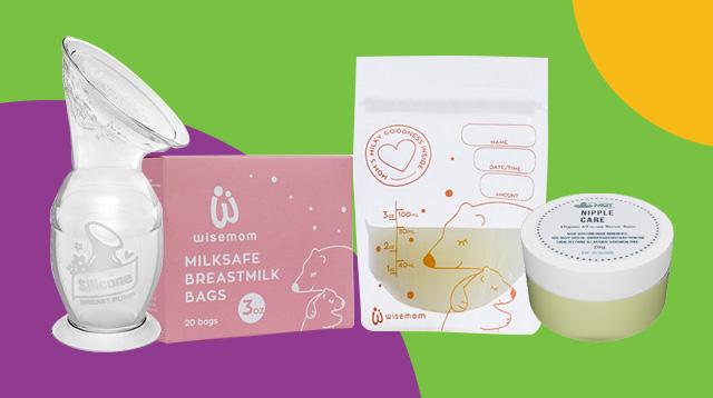 Mag-Breastfeed At Mag-Pump Sabay? Ito Ang 3 Essentials Para Mapadali Ang Buhay Mo
