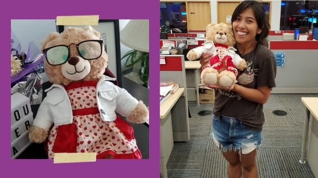 Nag-Offer Si Ryan Reynolds Ng $5,000 Para Maibalik Ang Teddy Bear Na Ito
