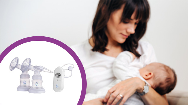 Moms Love This Breast Pump Because It's Portable, Affordable, And Easy To Use