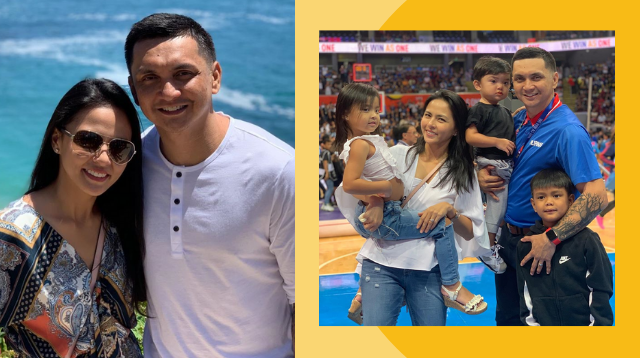 It Truly Is 'Boom-Tis' Season! LJ Moreno, Jimmy Alapag Expecting Their Fourth Child