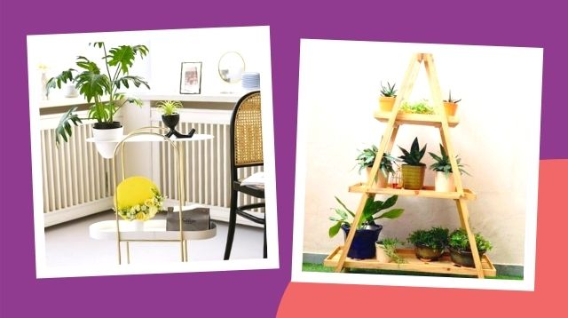 Small Space? Let These Vertical Racks Help You Become An Organized Plantita