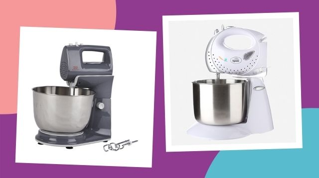 Electric Stand Mixers For Less Than P5,000 To Start Your Baking Business