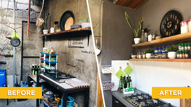 From 'Dirty' To Chic! Pinay Mom Says She Is Cooking More, Thanks To This Kitchen Makeover
