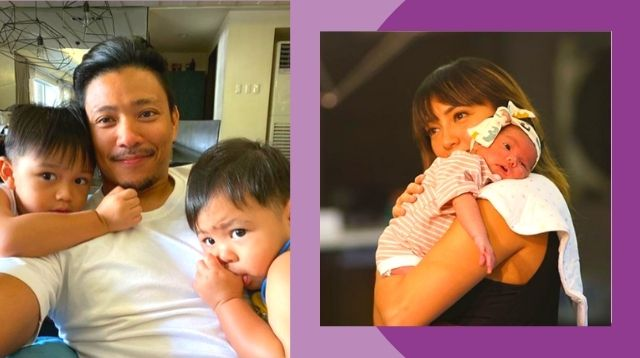 Drew Arellano On Staying Home: 'It Made Me A Better Father And Husband'