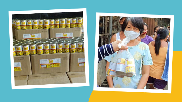 CDO Aims To Provide 1 Million Canned Goods To Families In Need