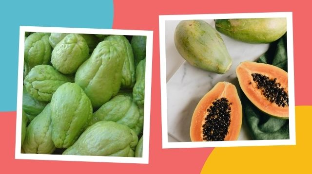 What Is The Best Ingredient For Tinola: Papaya Or Sayote?