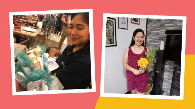 Malunggay, Bulaklak Ng Kalabasa, At Panty? Mga Practical Bouquets Mula Kay Hubby