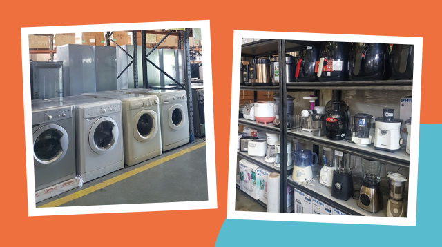 Air Fryers, Ovens, Washing Machines! Get Affordable Appliances From This Warehouse Sale