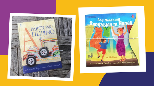 B Is For Butas-Butas Na Bayong! 7 Best Alphabet Books In Filipino
