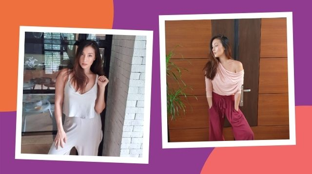 You Can Re-Wear Solenn Heussaff's Nursing Line Even When You're Not Breastfeeding!