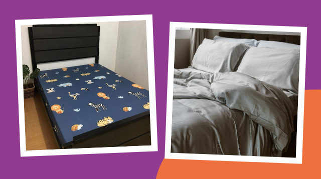 Para Mas Mahimbing Ang Tulog! 6 Mom-Approved Bedsheets Starting At P499