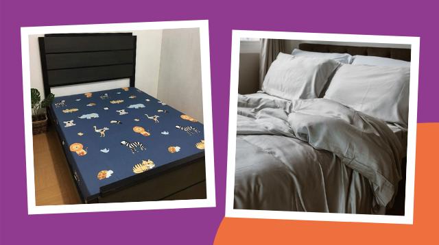 Para Mas Mahimbing Ang Tulog! 6 Mom-Approved Bedsheets Starting At P499