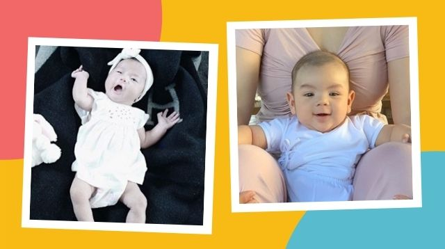 Cute Baby Alert! Isabel Oli Introduces Baby Forest And Luane Dy Show Offs Baby 'X'
