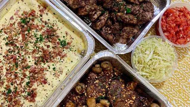 LIST: Where To Order Family-Sized Food Trays For Less Than P1,000