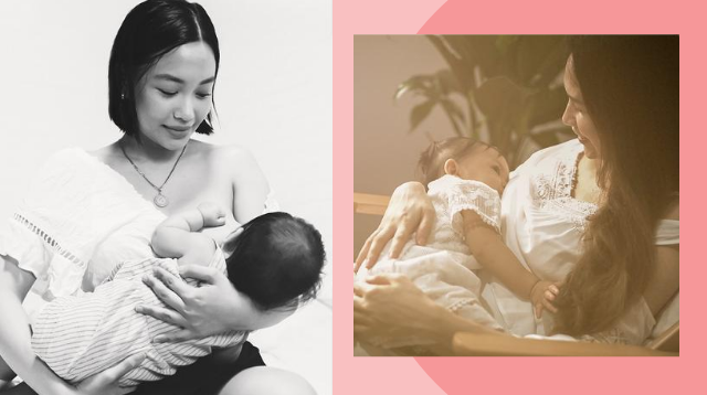 Pinay Moms Take Gorgeous Breastfeeding 'Selfies' For Photographer's Virtual Exhibit