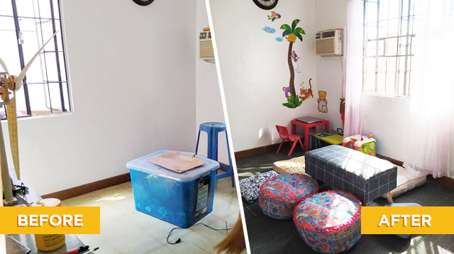 Family Transforms Bodega Into A Family Room: 'Hindi Na Siya Eyesore!'
