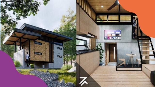 Architects Provide Bahay Kubo Design That You Can Use For Your First Home