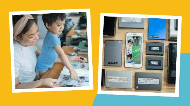 Kulang Ang Memory Ng Phone Mo? Paano Mag-Save Ng Napakaraming Baby Pictures