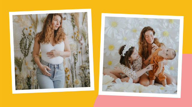 Andi Eigenmann Shows She's A Practical Mom With Maternity And Birthday Photoshoot