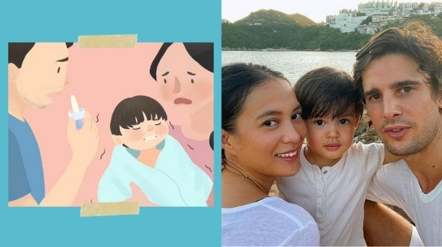 Isabelle Daza's Son Had A Seizure: 'His Body Stiffened. His Eyes Were Rolling Back'