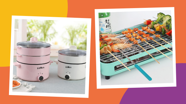 14 Small Kitchen Appliances Under P1,000 You Can Buy At This Online Sale