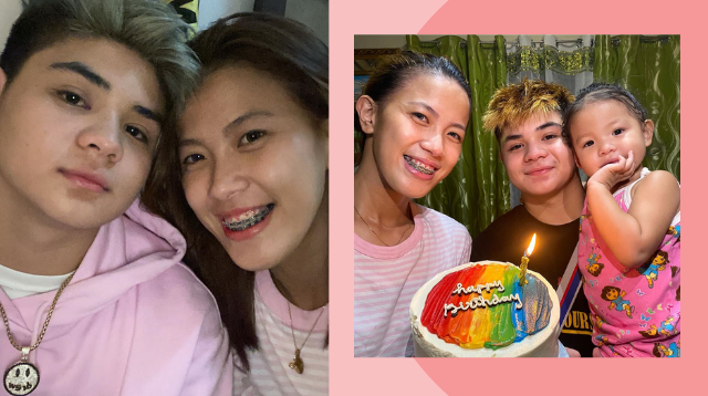 Former Child Actor Bugoy Carino Reveals He Has A Daughter On His 18th Birthday