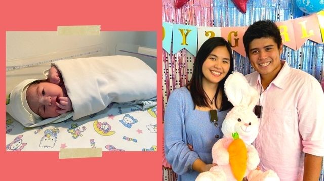 Paulina Sotto Gives Birth To First Baby!