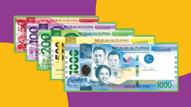 BSP Says It Will Be Easy To Distinguish Bills With New Banknotes