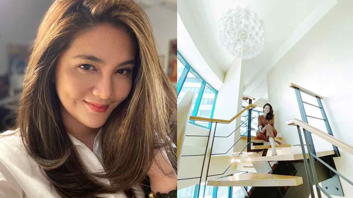 Dimples Romana Gives Tour Of New Condo: 'Lahat Ng Tiniis Kong Sampalan, Dito Napunta!'