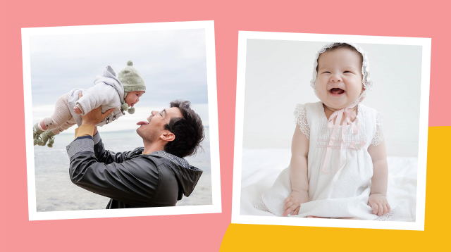 Baby Photos Of 'Girl Dad' Erwan Heussaff And Daughter Dahlia Prove They Are 'Twins'