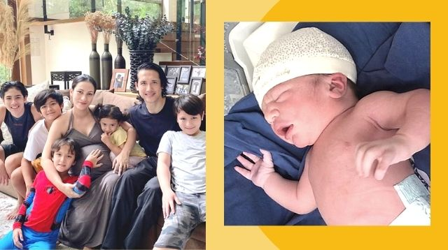 Joy W. Sotto, Gian Sotto Welcome 6th Child (Son Number 5!)