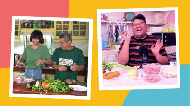 Walang Maisip Iluto? Kumuha Ng Recipes Sa 3 Influencers Na Mana Sa Magulang Sa Pagluluto