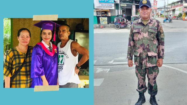 Policeman Helps Pay Student's Graduation Fees: 'Di Ako Mayaman, Pero Sarap Sa Pakiramdam'