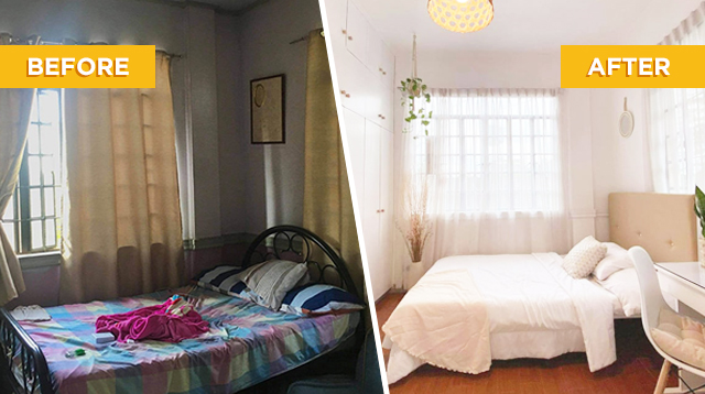 This Childhood Bedroom Makeover Was Done With a P15,000 Budget