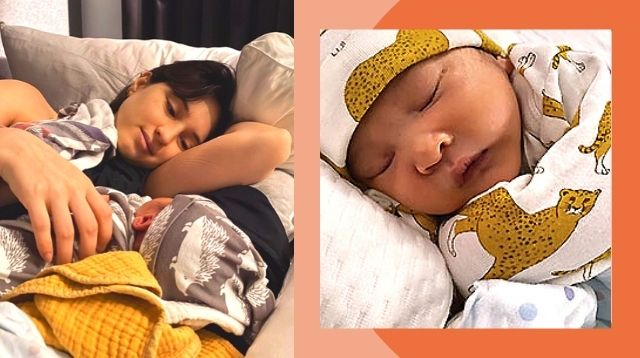 Coleen Garcia's First 'Praning' Moment As A Mom Is About How To Resolve Newborn Acne
