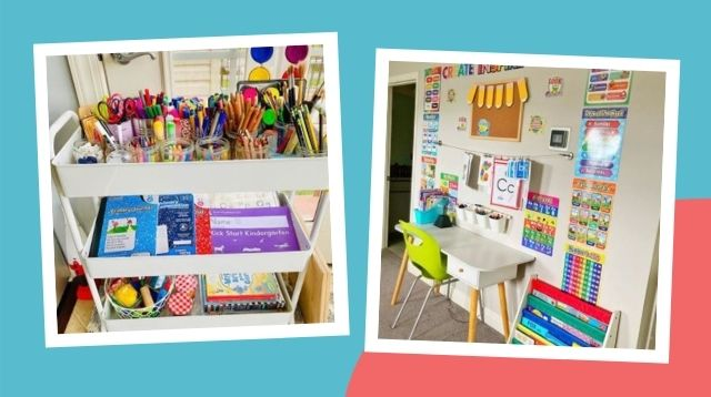 Homeschooling Room Ideas: Set Up Your Child For Success!