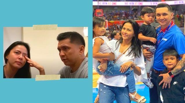 LJ Moreno, Jimmy Alapag Cry As They Bid Goodbye To Staff: 'Never Goodbye'