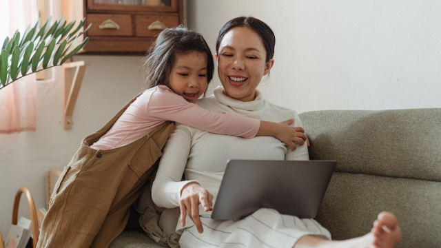 Parents Have It Tougher These Days, But Some Won't Give Up Working From Home