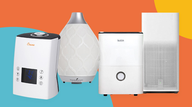 Air Purifier, Humidifier, Dehumidifier, Diffuser: Which One Should You Get For The Family?