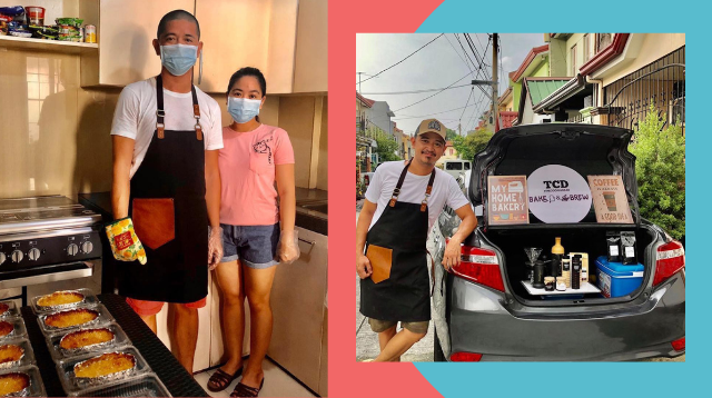 Family Starts Mobile Cafe With Just P5,000: 'Laging Sold Out!'
