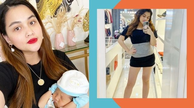 Sana All! Dianne Medina Flaunts 20-Day-Old Postpartum Body After Cesarean Section
