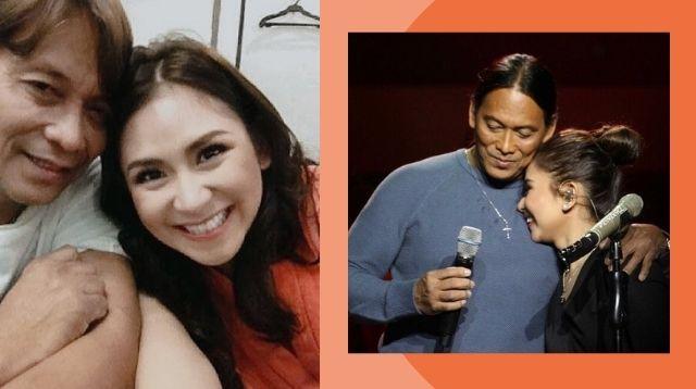 Sarah Geronimo Posts Sweet Photo With Dad Delfin, Calls Him 'Ang Aking Habambuhay'