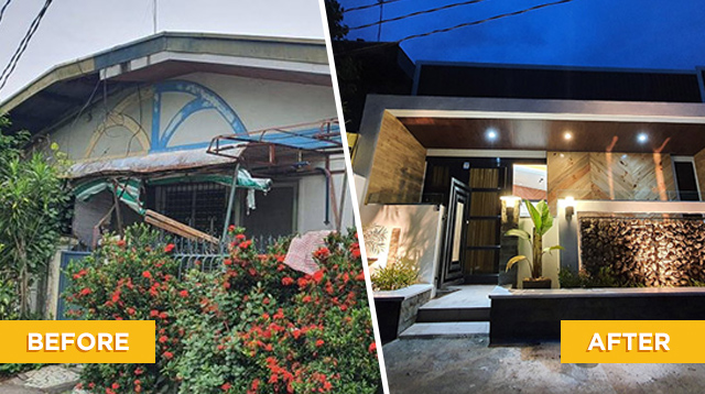 LOOK: Decade-Old Tiny Home Gets A Tropical, Modern Makeover