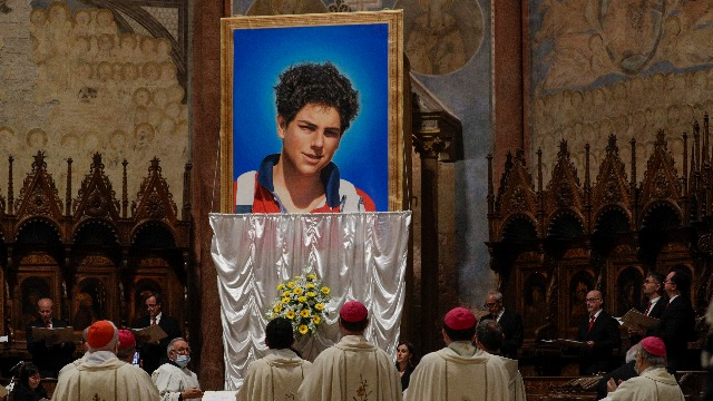 Teen Beatified By Catholic Church After Miraculous Healing Of 7-Year-Old With Rare Disease