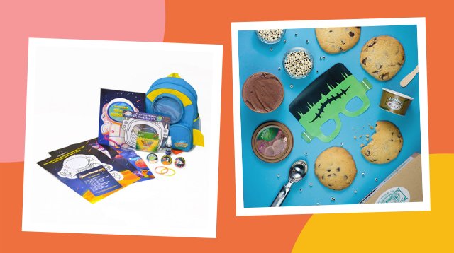 Ice Cream, Board Games, Space Voyage! 3 Activity Kits To Make Halloween More Special