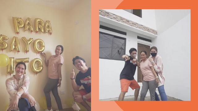 Dimples Romana Surprises Helper With A House! 'Kasama Na Namin Siya Simula Pa Lang'