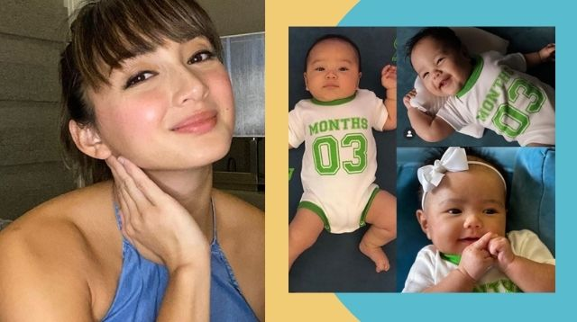 Iya Villania's Daughter Wears Onesie That Her Kuyas Have Worn