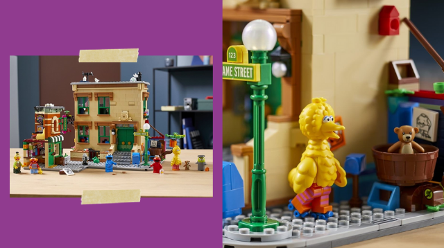 Hot Toy Alert! Lego Makes A Sesame Street Set And It's Designed By A Pinoy