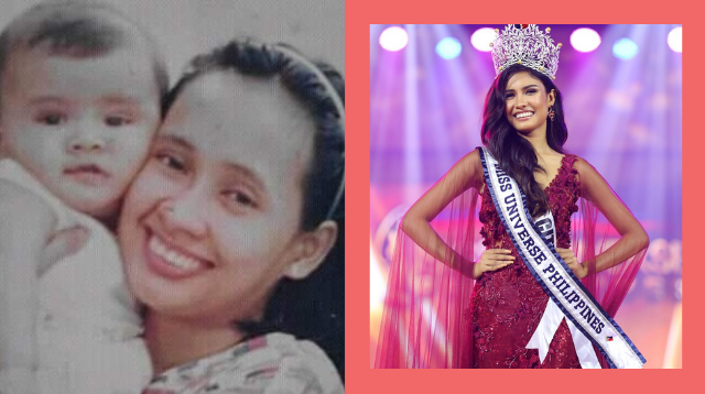 The New Miss Universe Philippines Offers Win To Mom Who Raised Her As A Solo Parent